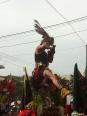 Another chicken eater Cap Go Meh Festival, Singkawang, West Kalimantan